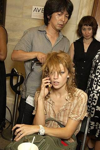 3.1 Phillip Lim Spring 2008 Ready-to-wear Backstage - 001