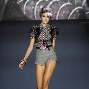 Anna Sui Spring 2008 Ready-to-wear Collections - 001