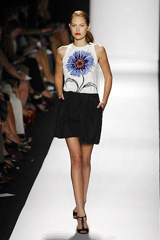 Carolina Herrera Spring 2008 Ready-to-wear Collections - 001