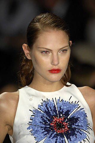Carolina Herrera Spring 2008 Ready-to-wear Detail - 001