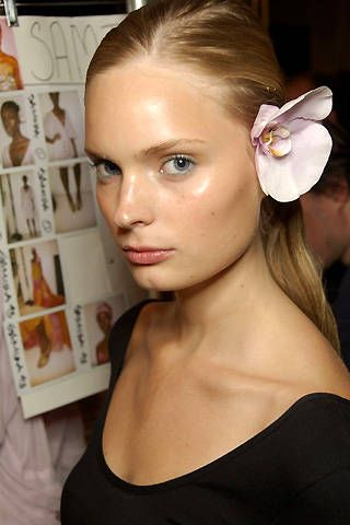 Diane von Furstenberg Spring 2008 Ready-to-wear Backstage - 001