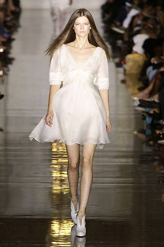 Jill Stuart Spring 2008 Ready-to-wear Collections - 001