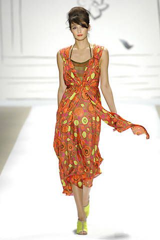 Nanette Lepore Spring 2008 Ready-to-wear Collections - 001