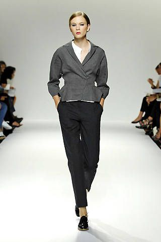 Narciso Rodriguez Spring 2008 Ready-to-wear Collections - 001