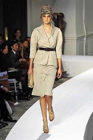 Oscar de la Renta Spring 2008 Ready-to-wear Collections - 002