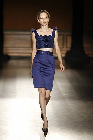 Verrier Spring 2008 Ready-to-wear Collections - 001