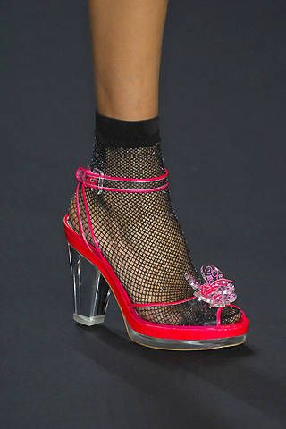 Anna Sui Spring 2008 Ready-to-wear Detail - 001