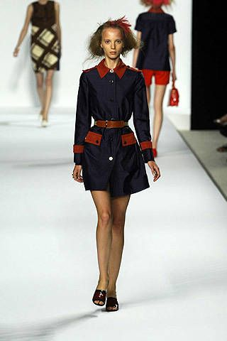 Marc by Marc Jacobs Spring 2008 Ready-to-wear Collections - 001