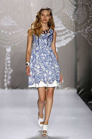 Twinkle by Wenlan Spring 2008 Ready-to-wear Collections - 001