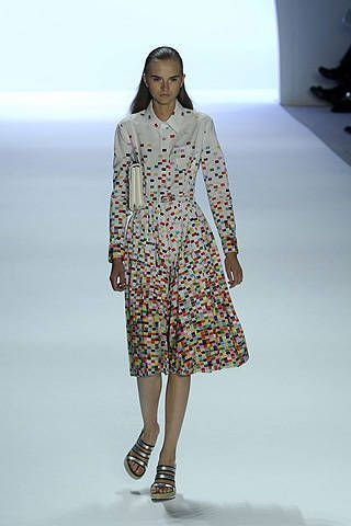 Anne Klein Spring 2008 Ready-to-wear Collections - 001