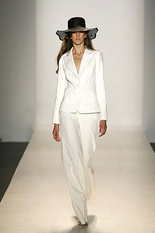 Chaiken Spring 2008 Ready-to-wear Collections - 001