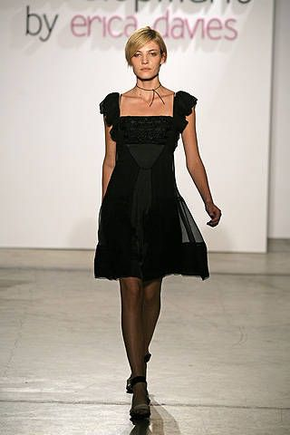 Development by Erica Davies Spring 2008 Ready-to-wear Collections - 001