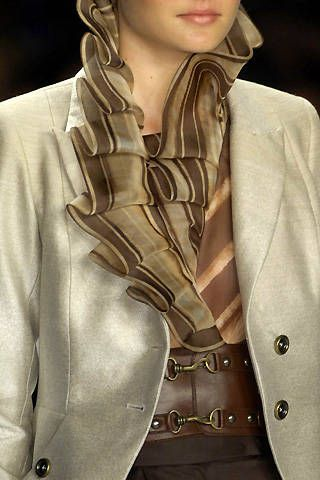 Carmen Marc Valvo Spring 2008 Ready-to-wear Detail - 001