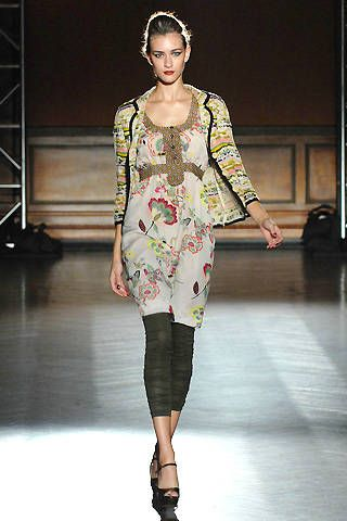 James Coviello Spring 2008 Ready-to-wear Collections - 001