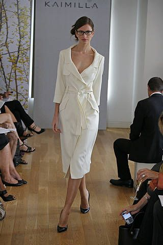 Kai Milla Spring 2008 Ready-to-wear Collections - 001