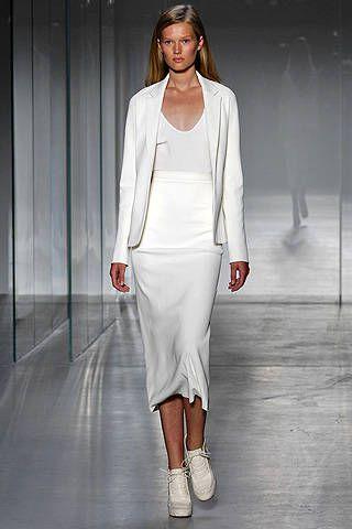 Calvin Klein Spring 2008 Ready-to-wear Collections - 001