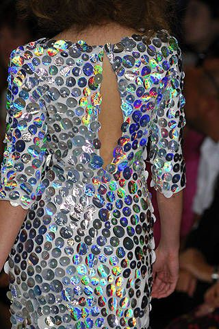 Ben de Lisi Spring 2008 Ready-to-wear Detail - 001