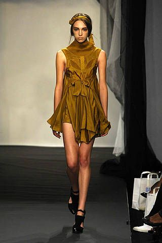 Bora Aksu Spring 2008 Ready-to-wear Collections - 001