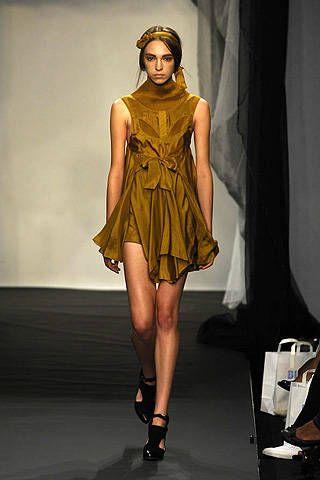 Bora Aksu Spring 2008 Ready-to-wear Collections - 001