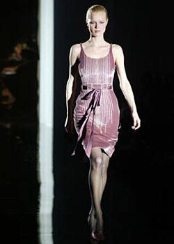 Badgley Mischka Fall 2003 Ready-to-Wear Collections 0001