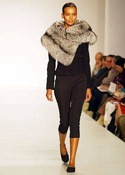 Behnaz Sarafpour Fall 2003 Ready-to-Wear Collections 0001