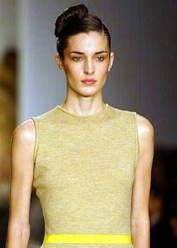 Behnaz Sarafpour Fall 2003 Ready-to-Wear Detail 0001