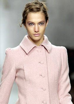 Blumarine Fall 2003 Ready-to-Wear Detail 0001