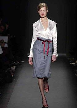 Carolina Herrera Fall 2003 Ready&#45&#x3B;to&#45&#x3B;Wear Collections 0001
