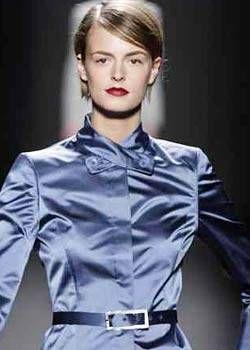 Carolina Herrera Fall 2003 Ready-to-Wear Detail 0001