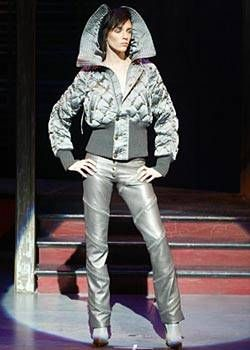 Catherine Malandrino Fall 2003 Ready-to-Wear Collections 0001