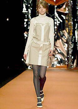 Clements Ribeiro Fall 2003 Ready-to-Wear Collections 0001