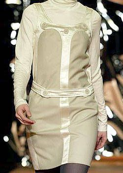 Clements Ribeiro Fall 2003 Ready-to-Wear Detail 0001