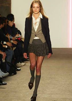 DKNY Fall 2003 Ready-to-Wear Collections 0001