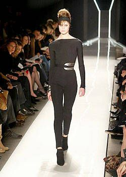 Donna Karan Fall 2003 Ready-to-Wear Collections 0001