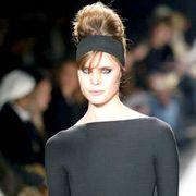 Donna Karan Fall 2003 Ready-to-Wear Detail 0001