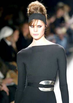 Donna Karan Fall 2003 Ready-to-Wear Detail 0001