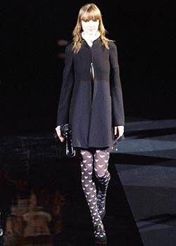 Emporio Armani Fall 2003 Ready-to-Wear Collections 0001