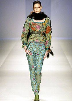 Etro Fall 2003 Ready-to-Wear Collections 0001