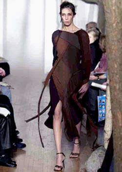 Gary Graham Fall 2003 Ready-to-Wear Collections 0001