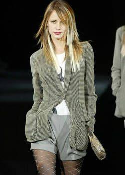Giorgio Armani Fall 2003 Ready&#45&#x3B;to&#45&#x3B;Wear Detail 0001
