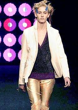 Hamish Morrow Fall 2003 Ready-to-Wear Collections 0001