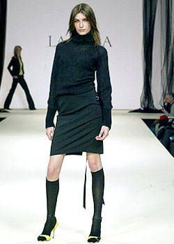 La Perla Fall 2003 Ready-to-Wear Collections 0001