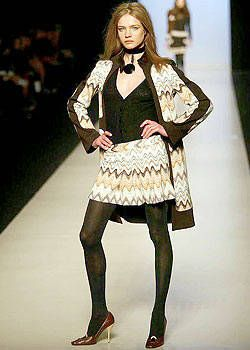 Missoni Fall 2003 Ready-to-Wear Collections 0001