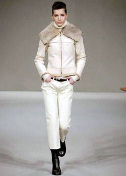 Nicole Farhi Fall 2003 Ready-to-Wear Collections 0001