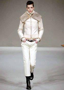 Nicole Farhi Fall 2003 Ready-to-Wear Collections 0001