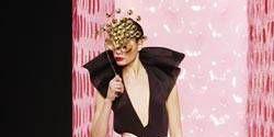 Balmain Spring 2003 Haute Couture Collections 0001