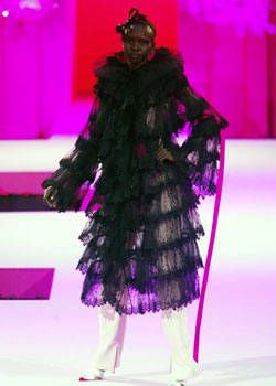 Christian Lacroix Spring 2003 Haute Couture Collections 0001