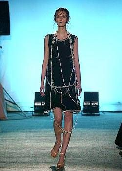 Fred Sathal Spring 2003 Haute Couture Collections 0001