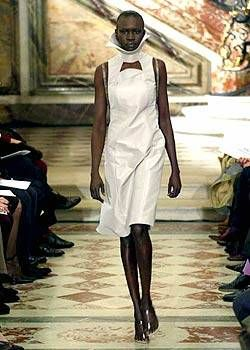 Ralph Rucci Spring 2003 Haute Couture Collections 0001