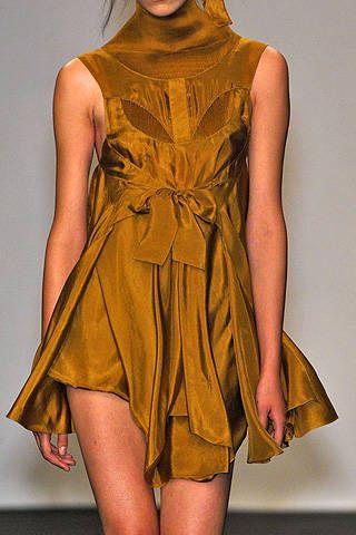 Bora Aksu Spring 2008 Ready-to-wear Detail - 001
